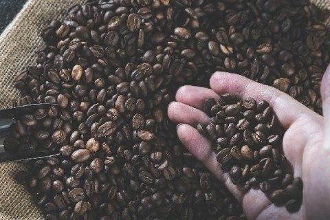 コーヒー豆_焙煎_深煎り_ロースト
