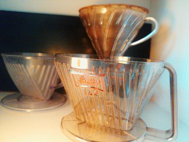 ドリップコーヒーに必要な道具とは?