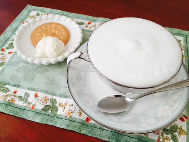 ヘーゼルナッツオレの作り方【フレーバーコーヒーのレシピ】