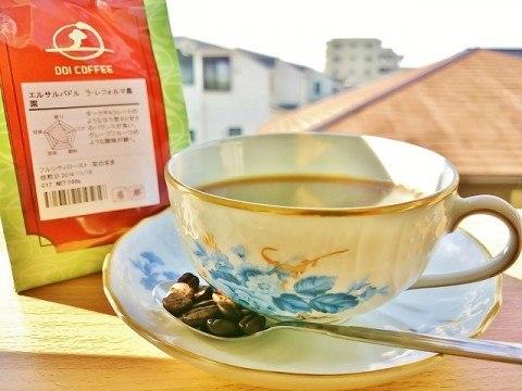 土居珈琲 ラ・レフォルマ_コーヒー