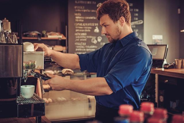喫茶店 焙煎 抽出