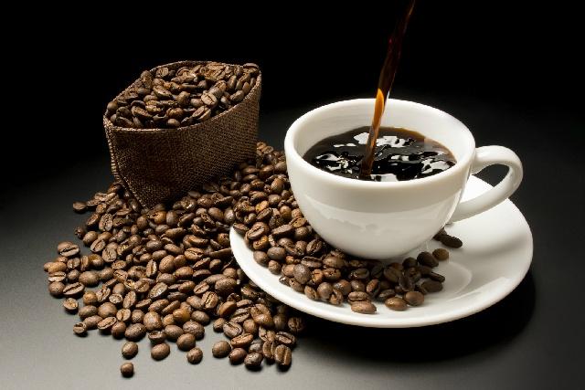 コーヒー豆_コーヒーカップ