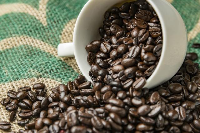 コーヒー豆_ブラジル