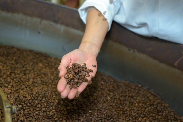 コーヒー豆_焙煎_流通_生産