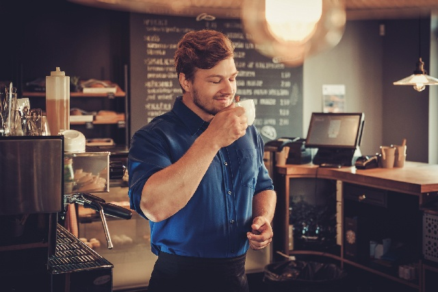 コーヒー鑑定士とは