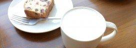 スチームミルク スチームミルクとシュトーレン 272x96