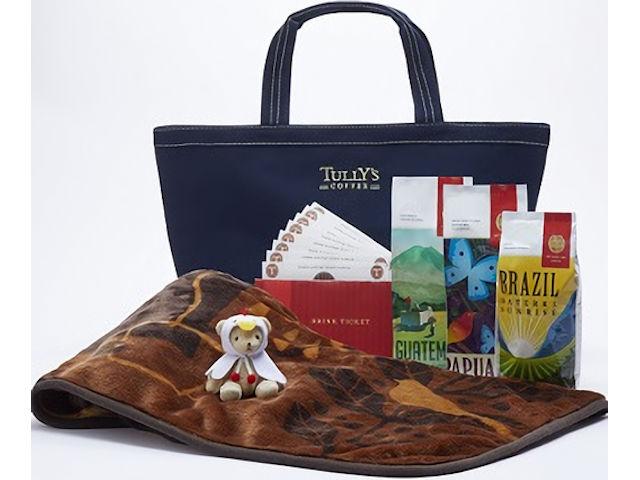 【タリーズ】毎年恒例の福袋「2017 HAPPY BAG」の発売を発表
