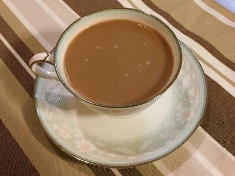 ノンカフェイン大豆コーヒー_カフェオレ
