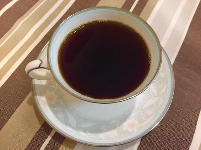 ノンカフェイン大豆コーヒー_完成