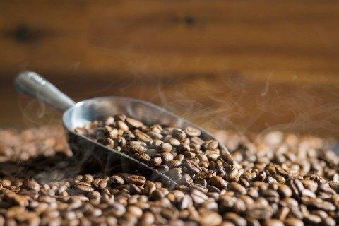 コーヒー豆 香り 二酸化炭素ガス 480x320