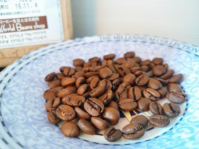 トミオフクダ_コーヒー豆