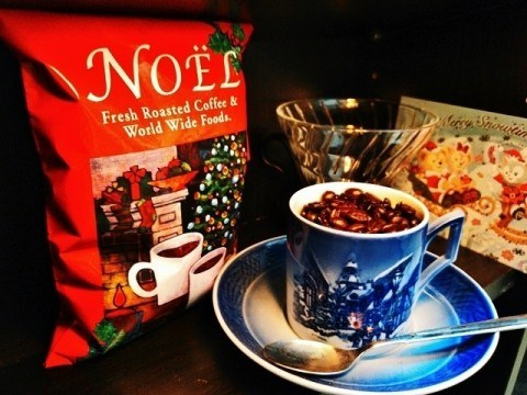KALDI クリスマス NOEL コーヒー 480x360