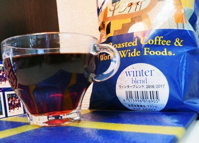 KALDI_WINTER BREND_コーヒー