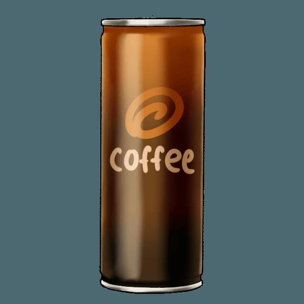 缶コーヒー ロング缶