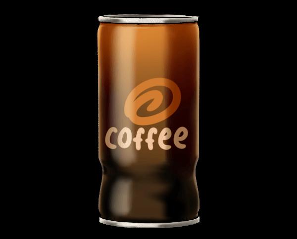 缶コーヒー ウェストウェーブ缶