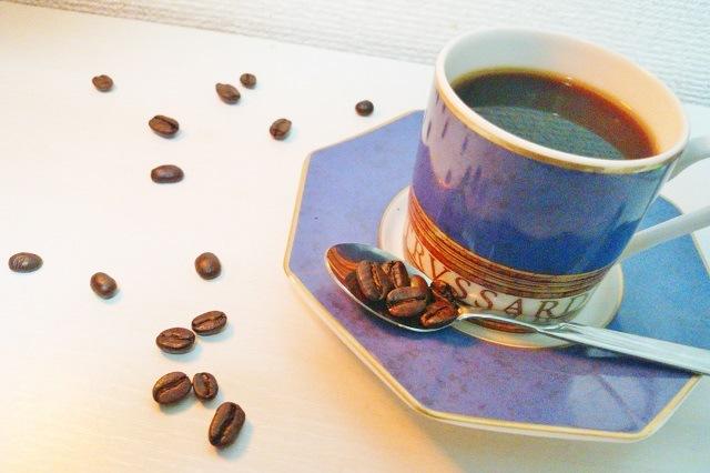 エイジングマンデリン_コーヒー
