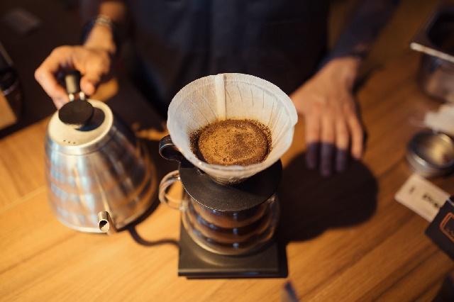 コーヒーコーディネーター_資格_ドリップ