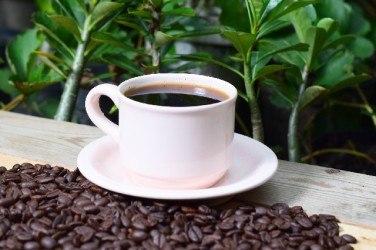 コーヒーの香りを表す「アーシー」とは