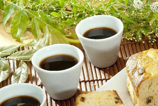 都道府県別コーヒーの消費量