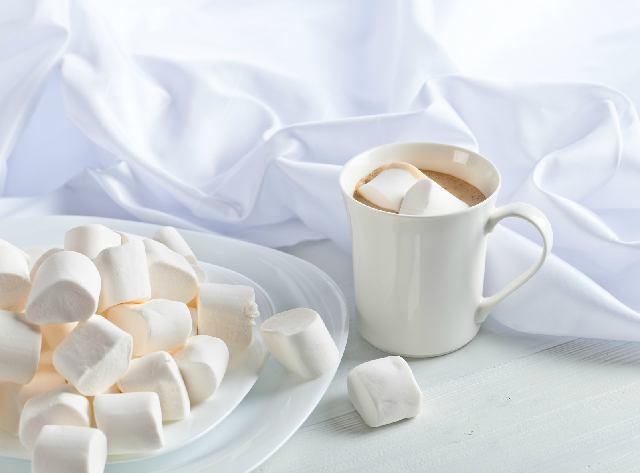 コーヒー_風味_シュガー_砂糖_マシュマロ