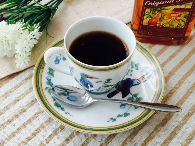 ラムレーズンバニラコーヒーの作り方【フレーバーコーヒーのアレンジレシピ】