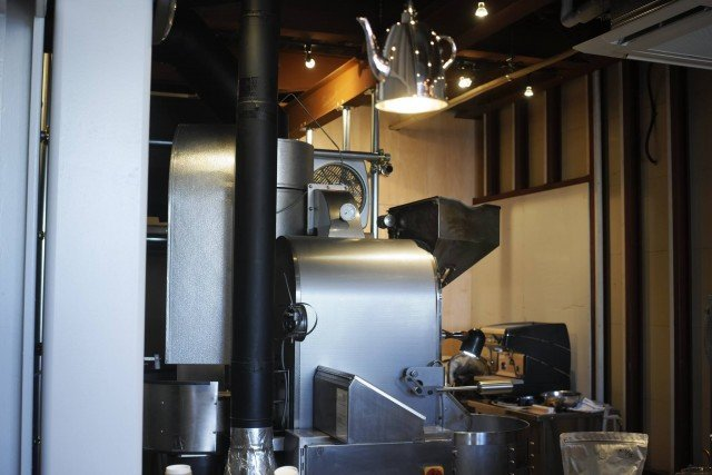 AMAMERIA COFFEE ROASTER_roaster