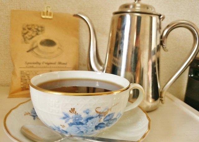 面白さ×飲みやすさ「コーヒー豆の通販ショップ ゆう珈琲:スペシャルティ オリジナル ブレンド」