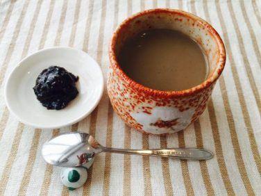 よもぎミルクコーヒーの作り方【フレーバーコーヒーのレシピ】