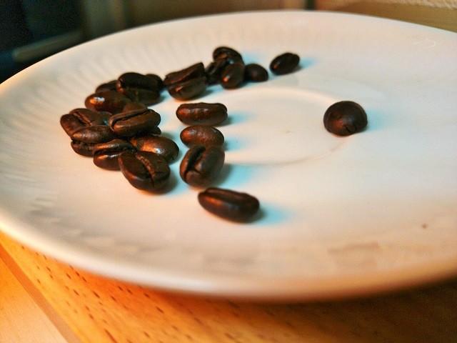 カフェインレス・マンデリン_豆