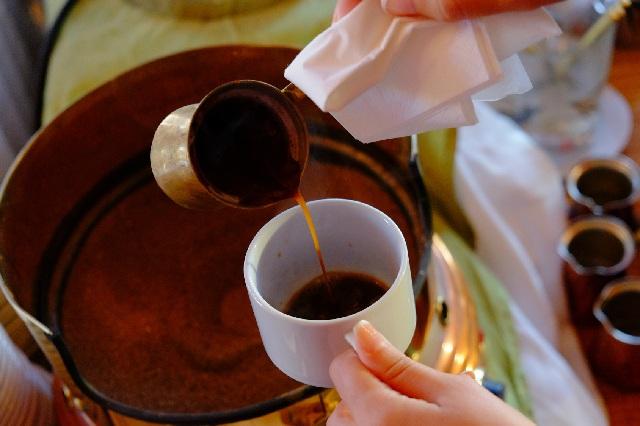 キプロス_トルココーヒー_ギリシャコーヒー