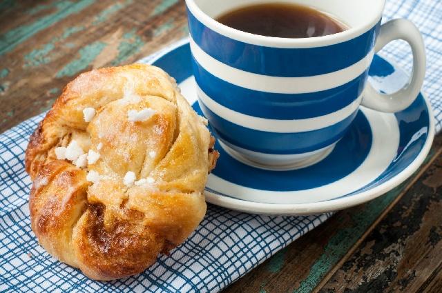 コーヒー文化_スウェーデン_シナモンロール