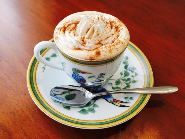 スパイシーウィンナーコーヒーの作り方【フレーバーコーヒーのレシピ】