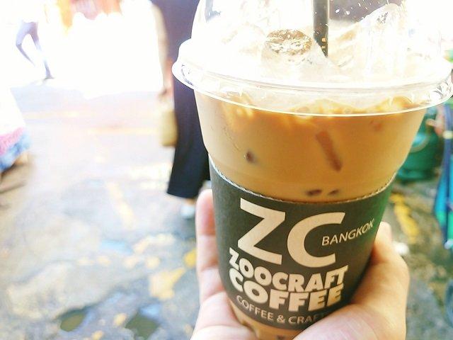 タイコーヒー注意点_コーヒー