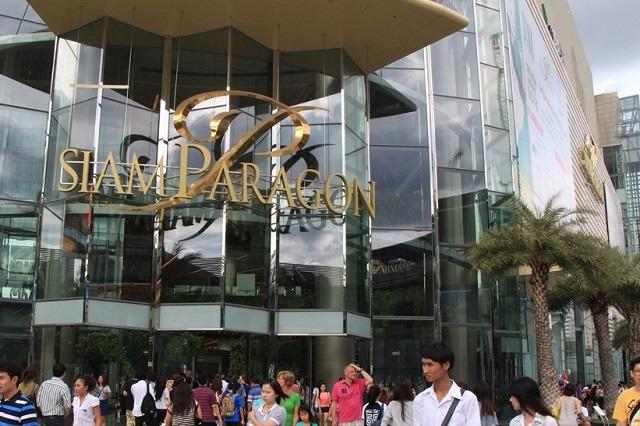 タイ国カフェ_サイアムパラゴン
