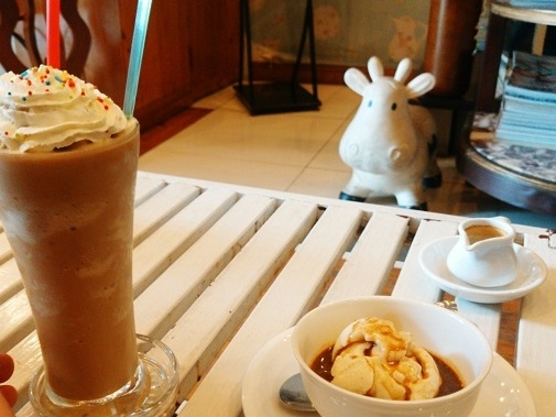 タイ国カフェ_Cha_フラペチーノ