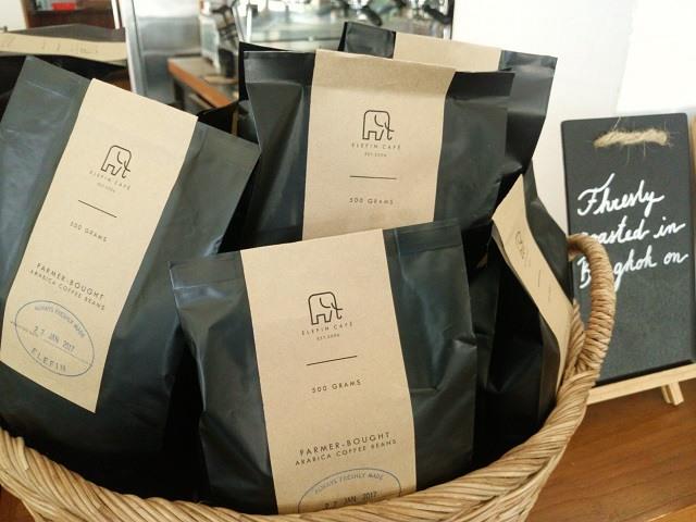 タイ国カフェ_ELEFIN_豆
