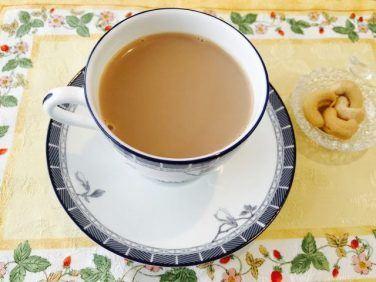 バニラミルクコーヒーの作り方【フレーバーコーヒーのレシピ】