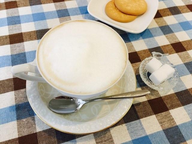 ピーナッツバターミルクコーヒー_完成
