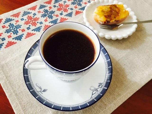 フルーティーシナモンコーヒーの作り方【フレーバーコーヒーのレシピ】