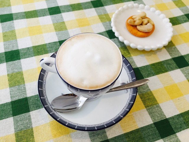 ミロミルクコーヒー_完成