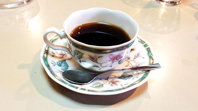 喫茶ペナント_コーヒー