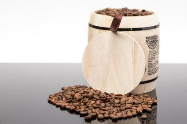"""世界で唯一の""""樽入り""""コーヒー豆とは"""