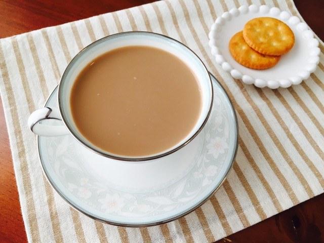 蜂蜜黒糖ミルクコーヒーの作り方【フレーバーコーヒーのレシピ】