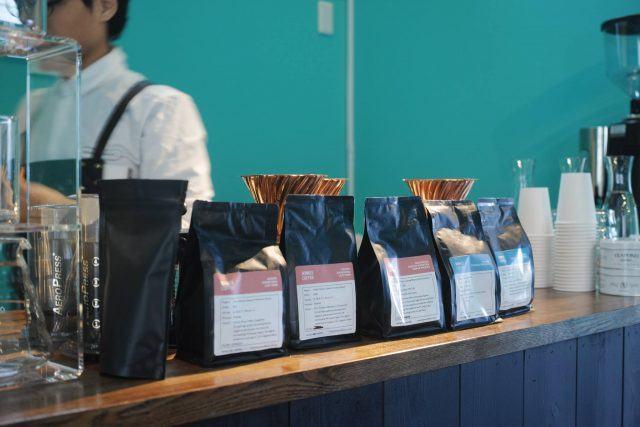 BONNIE COFFEE TOKYO coffee beans