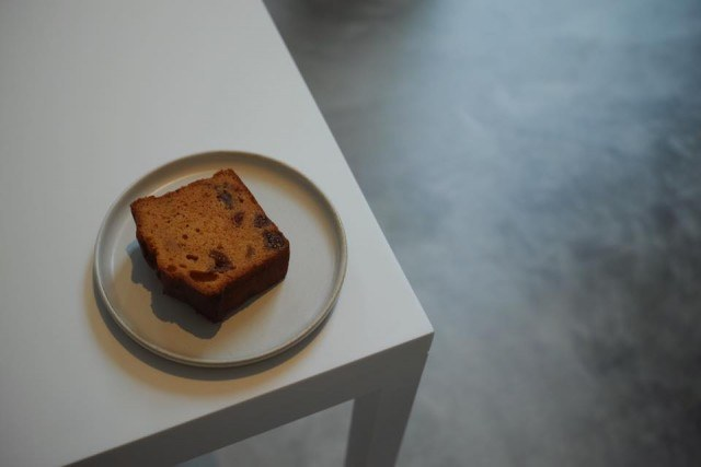 BlueBottle Coffee 六本木_pound cake
