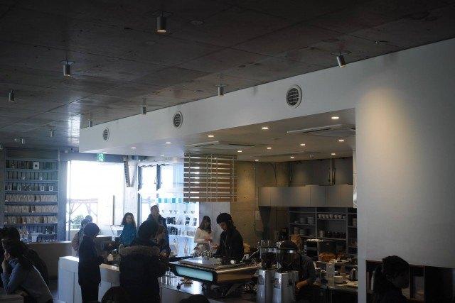 bluebottlecoffee omotesando_interior