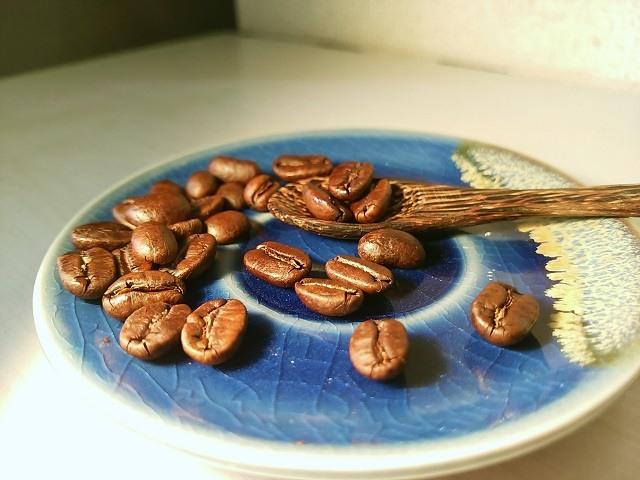 マンデリン・トバコ 豆