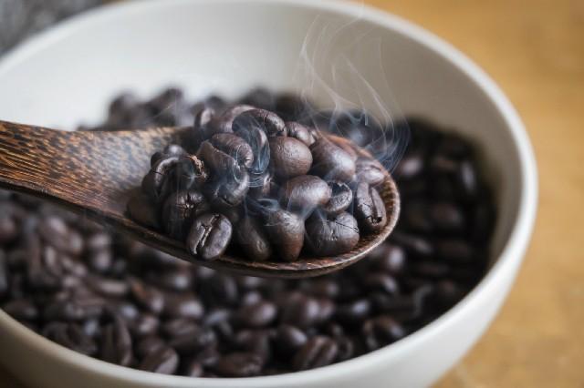 インスタントコーヒー 香り爆弾