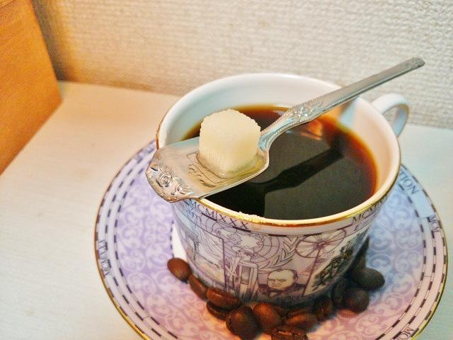 カフェ・ロワイヤル_角砂糖
