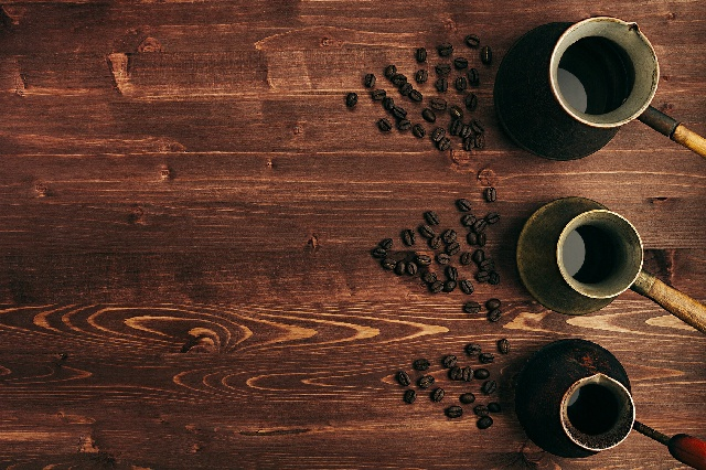 ドリンクメニュー コーヒー豆